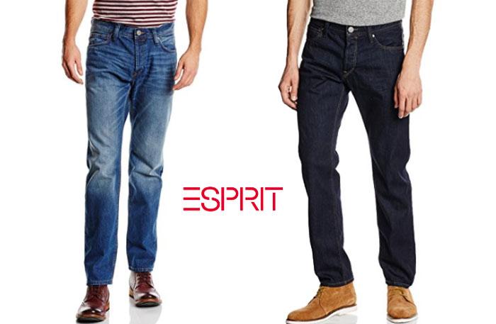 Pantalones vaqueros Esprit baratos oferta descuento chollo blog de ofertas bdo
