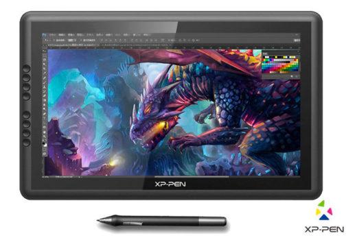 tableta de dibujo XP-Pen Tableta 15.6'' barata oferta descuento bdo
