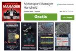 ¡Chollo APP! Motorsport Manager Handheld GRATIS ¡Sólo HOY!