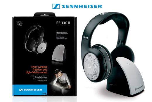 chollo auriculares inalambricos sennheiser rs 110-8 ii baratos chollos amazon blog de ofertas bdo