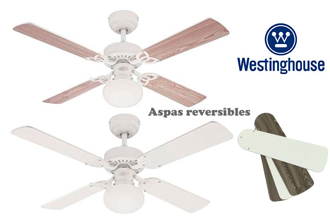 Chollo ventilador westinghouse vegas barato 58 al 24 - Ventilador de techo barato ...