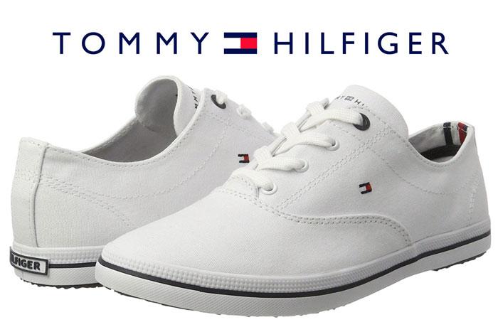 comprar zapatillas tommy hilfiger blancas baratas chollos amazon blog de ofertas bdo
