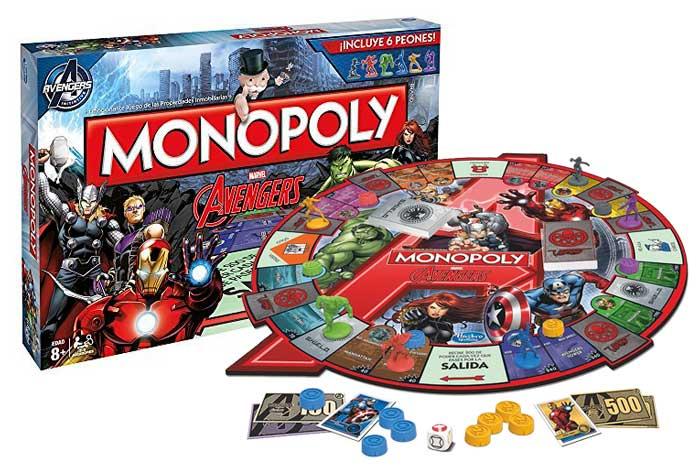 donde comprar monopoly los vengadores barato chollos amazon blog de ofertas bdo