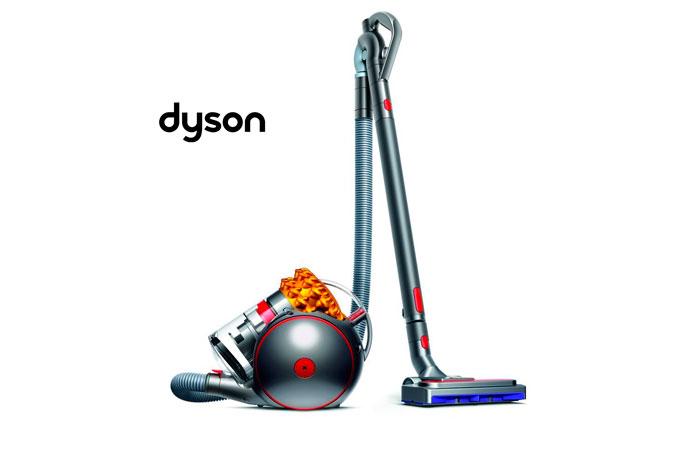 Dyson Cinetic Big Ball Multifloor 2 Aspiradora de Trineo sin Mantenimiento
