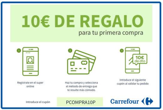 pcompra10p codigo descuento carrefour 10 euros blog de ofertas bdo