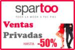 Ventas Privadas en Spartoo hasta -50% Descuento ¡Unidades limitadas!