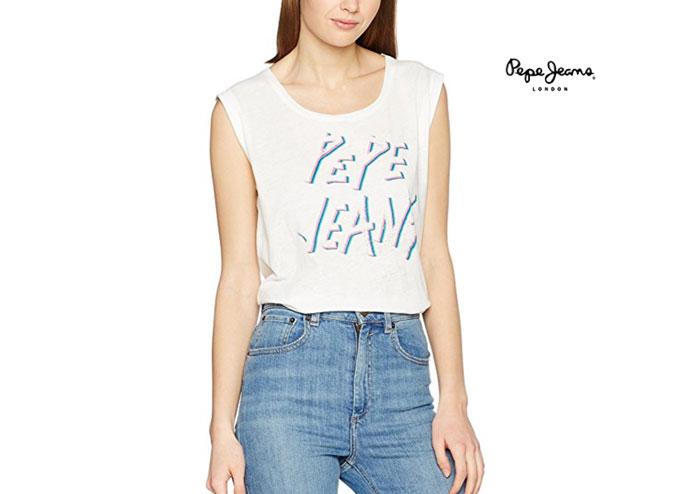 Camiseta Pepe Jeans Helena barata oferta descuento chollo blog de ofertas bdo .jpg