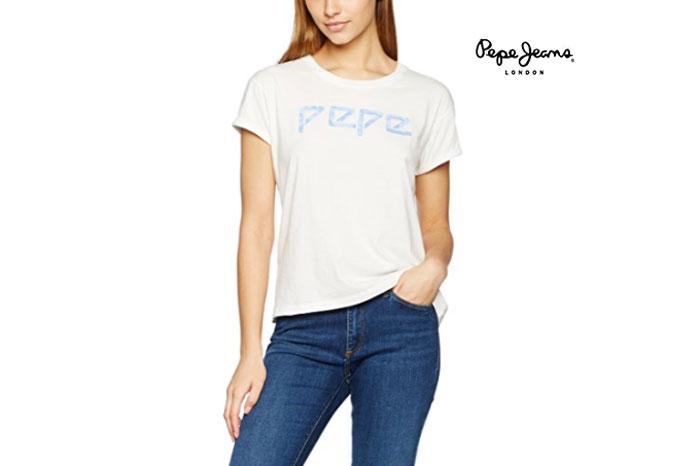 Camiseta Pepe Jeans Martina barata oferta descuento chollo blog de ofertas bdo .jpg