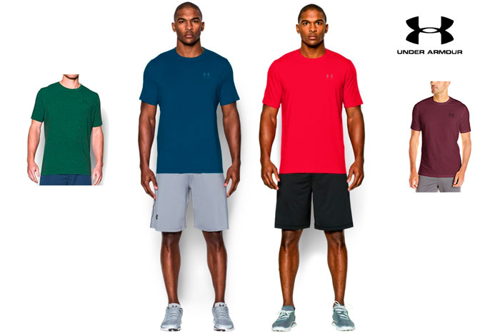 Camisetas Under Armour baratas ofertas descuentos chollos blog de ofertas bdo