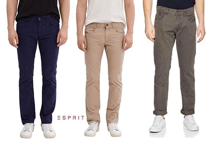 Pantalones Esprit baratos ofertas descuentos chollos blog de ofertas bdo .jpg