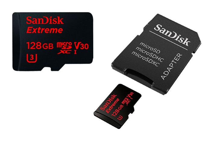 Tarjeta de memoria Sandisk Extreme 128GB barata oferta descuento chollo blog de ofertas bdo .jpg