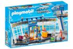 ¡Chollo! Torre de control y aeropuerto Playmobil barato 37€