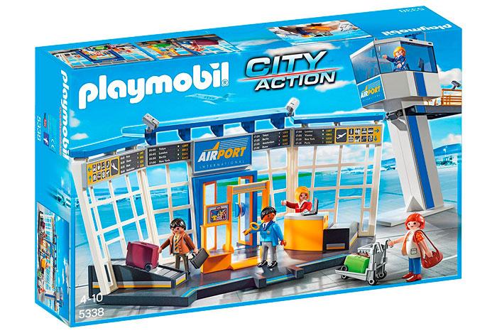 torre de control y aeropuerto playmobil barato oferta descuento chollo blog de ofertas bdo