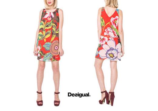 Vestido Desigual Elena barato oferta descuento chollo blog de ofertas bd