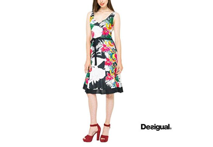 vestido desigual hallen barato oferta descuento chollo blog de ofertas bdo