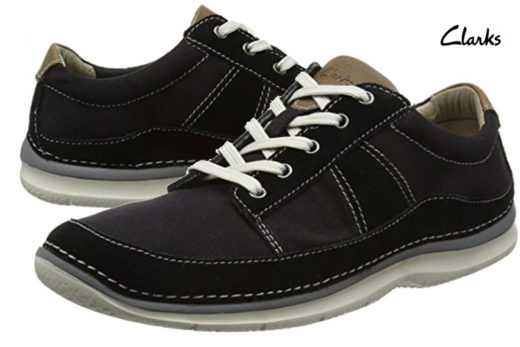 Zapatillas Clarks Ripton Plain baratas ofertas descuentos chollos blog de ofertas bdo