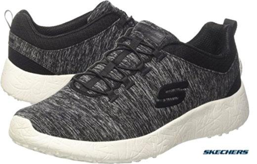 Zapatillas Skechers Burst City Heart baratas ofertas descuentos chollos blog de ofertas bdo .
