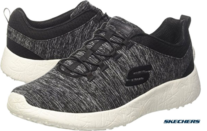 Zapatillas Skechers Burst City Heart baratas ofertas descuentos chollos blog de ofertas bdo .
