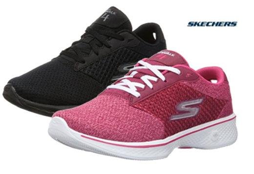 Zapatillas Skechers Gowalk 4 baratas ofertas descuentos chollos blog de ofertas bdo