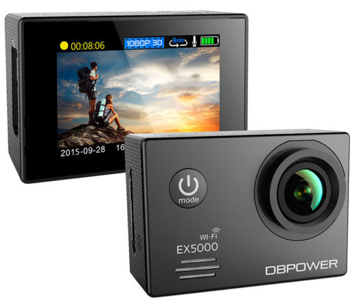 chollo camara accion dbpower ex5000 barata chollos amazon blog de ofertas bdo