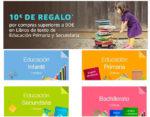 Comprar Libros de Texto baratos en Amazon y llévate 10€ de Regalo