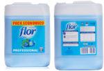 Suavizante Flor 10L barato 10,5€ ¡Ahorra en tus lavados!