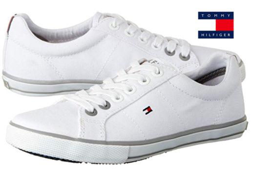 zapatillas blancas tommy hilfiger baratas chollos amazon blog de ofertas bdo
