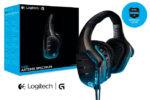 ¡Oferta! Auriculares Logitech G633 baratos 84,90€al -52% Descuento