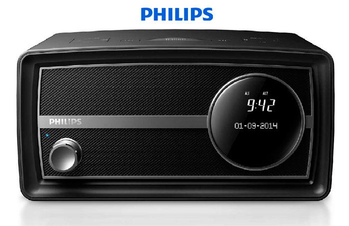radio retro despertador philips ort2300 barata chollos rebajas blog de ofertas bdo