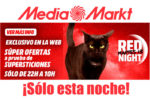 RED Night MediaMarkt con grandes descuentos ¡Sólo esta noche!