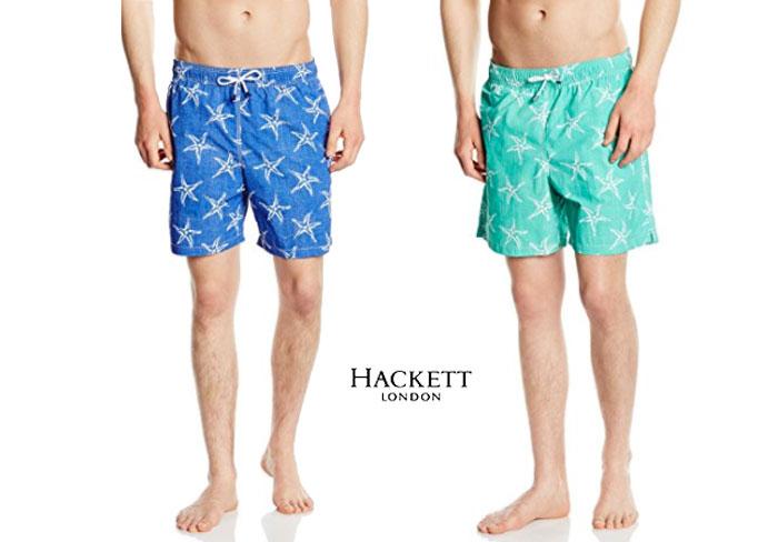 Bañador Hackett London Starfish barato oferta descuento chollo blog de ofertas bdo