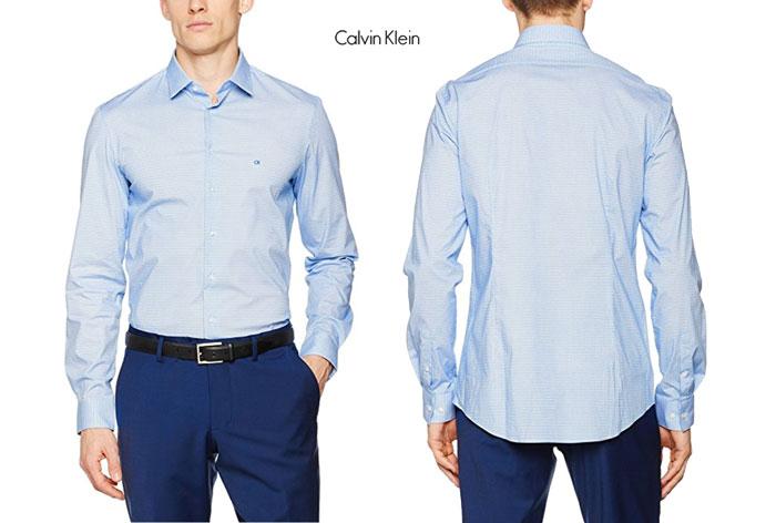 Camisa Calvin Klein Bari barata oferta descuento chollo blog de ofertas bdo