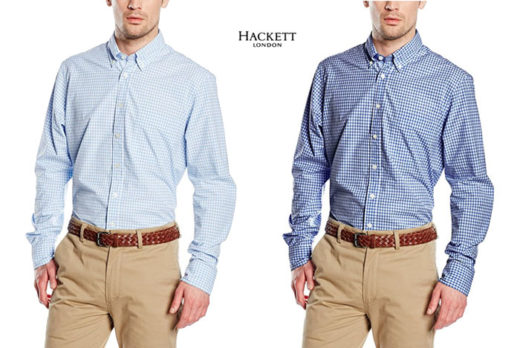 Camisa Hackett London Multi Gingham barata oferta descuento chollo blog de ofertas bdo .jpg