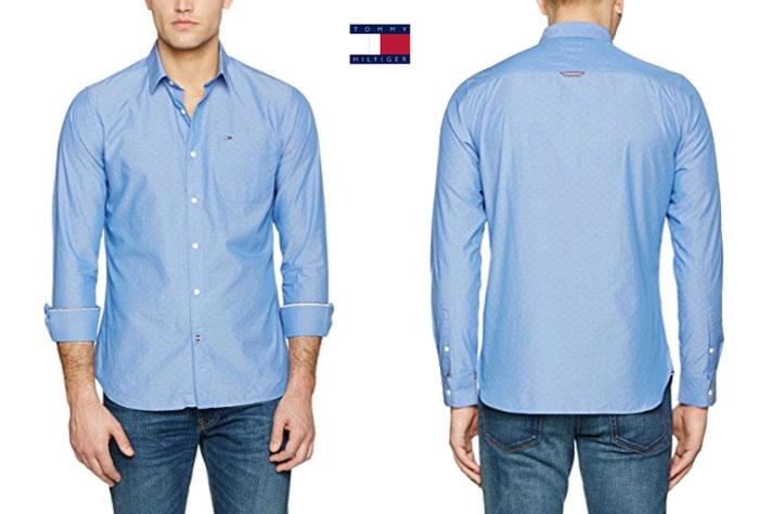 Camisa Tommy Hilfiger Denim Thdm barata oferta descuento chollo blog de ofertas bdo