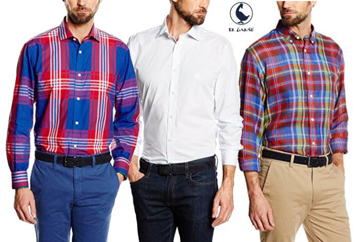 camisas el ganso baratas ofertas descuentos chollos blog de ofertas