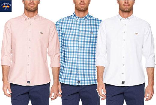 Camisas Spagnolo Oxford baratas ofertas descuentos chollos blog de ofertas bd