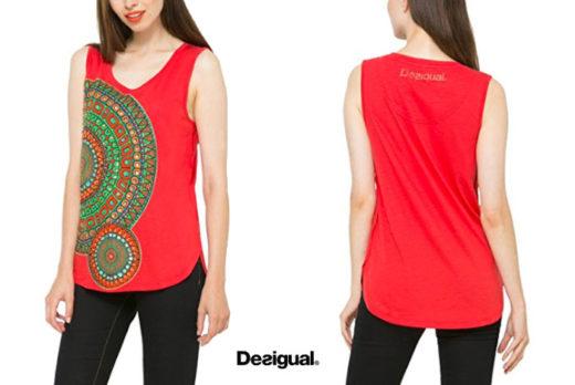 Camiseta Desigual Anael barata oferta descuento chollo blog de ofertas bdo .jpg