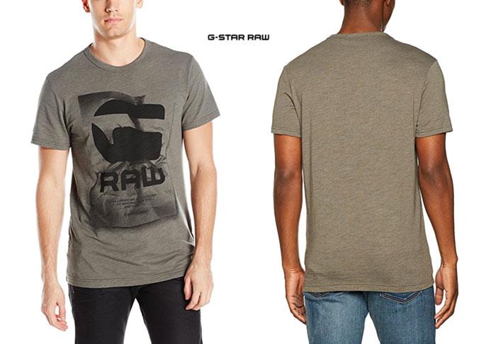 Camiseta G-Star raw Lenk barata oferta descuento chollo blog de ofertas bdo .