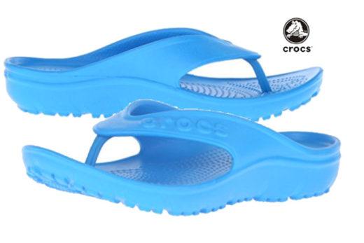 Chanclas Crocs Classicflip baratas ofertas descuentos chollos blog de ofertas bdo