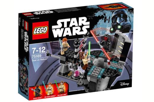 Lego Star Wars Duelo de Naboo barato oferta descuento chollo blog de ofertas bd