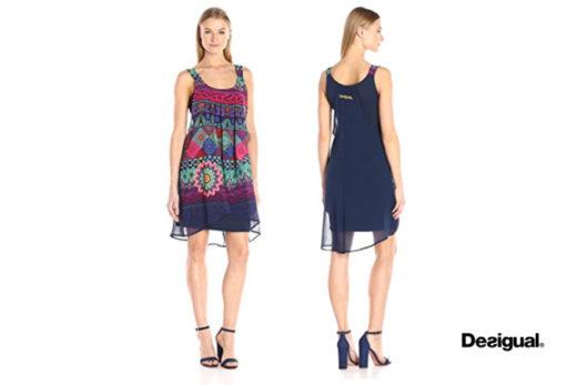 Vestido Desigual Magic barato oferta descuento chollo blog de ofertas bdo