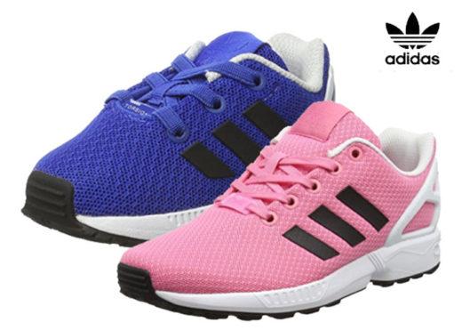 Zapatillas Adidas Zx FLux baratas ofertas descuentos chollos blog de ofertas bdo