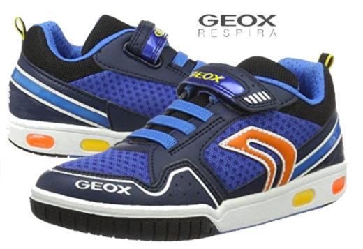 Zapatillas Geox JR Gregg B baratas ofertas descuentos chollos blog de ofertas bdo