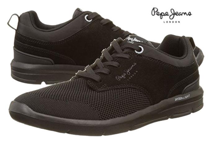 Zapatillas Pepe Jeans London Jayden Bold baratos ofertas descuentos chollos blog de ofertas bdo