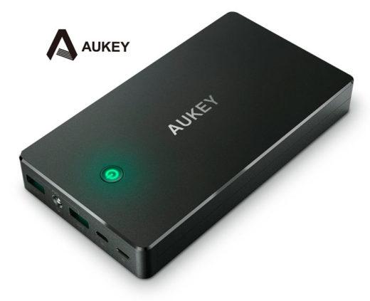 comprar bateria externa aukey 20000mah barata chollos rebajas blog de ofertas bdo