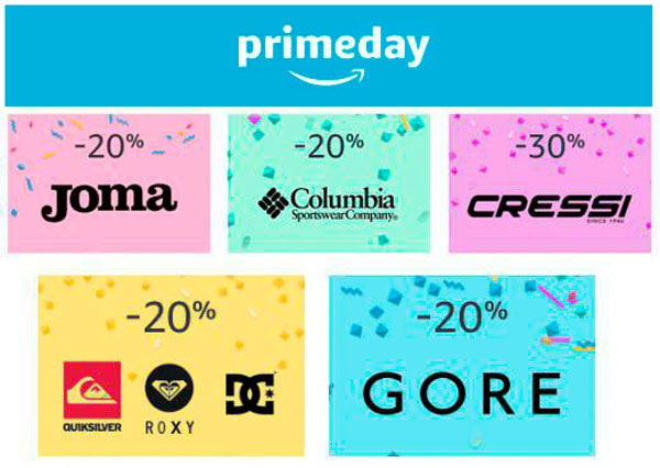 primeday descuentos adicionales marcas de moda chollos amazon blog de ofertas bdo