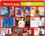 Semana Joven El Corte Inglés TODO -50% Descuento ¡Empieza HOY!