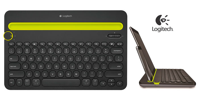 teclado bluetoot logitech k480 barato chollos amazon blog de ofertas bdo