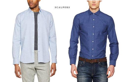 Camisa Scalpers barata oferta descuento chollo blog de ofertas bdo