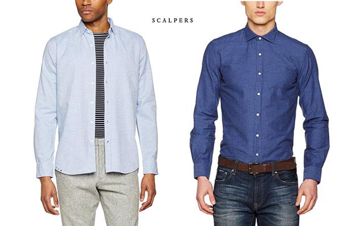 Camisa Scalpers Baltimore barata oferta descuento chollo blog de ofertas bdo